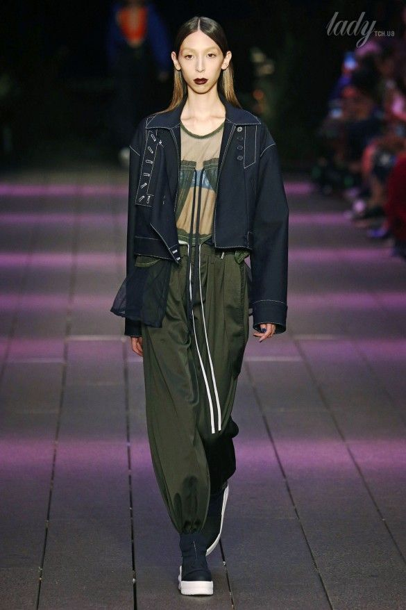 Коллекция DKNY прет-а-порте сезона весна-лето 2017_18