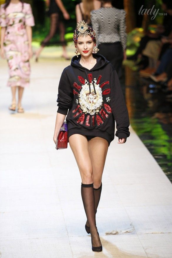 Коллекция Dolce&Gabbana  прет-а-порте сезона весна-лето 2017_16