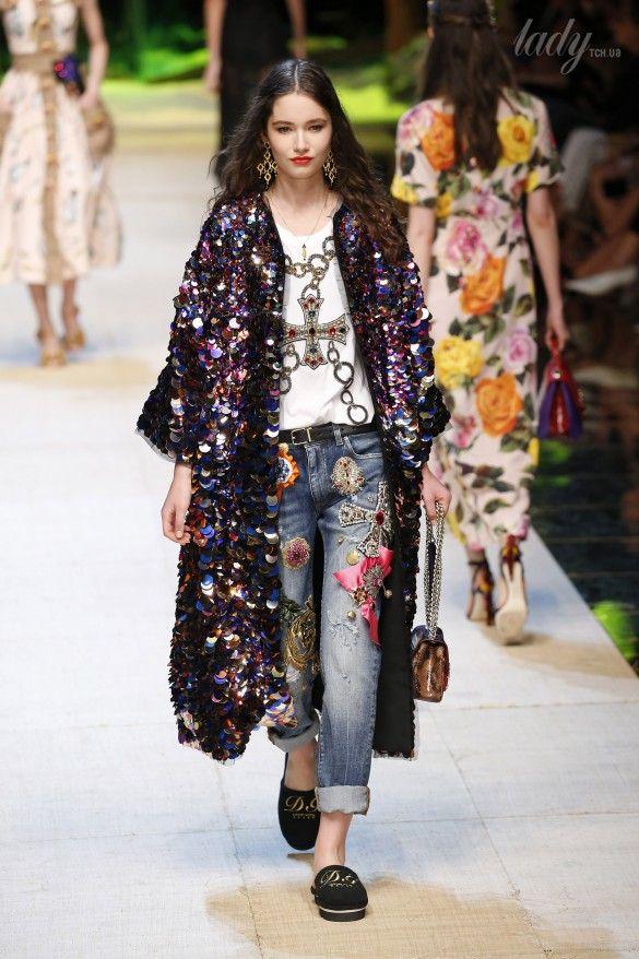 Коллекция Dolce&Gabbana  прет-а-порте сезона весна-лето 2017_25