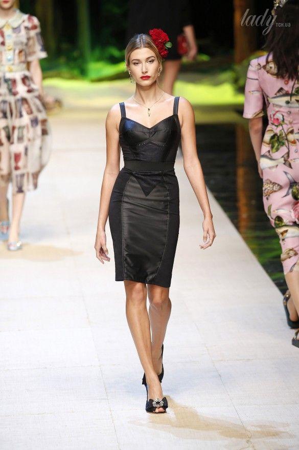 Коллекция Dolce&Gabbana  прет-а-порте сезона весна-лето 2017_19
