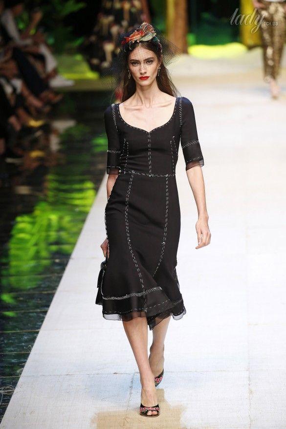 Коллекция Dolce&Gabbana  прет-а-порте сезона весна-лето 2017_27