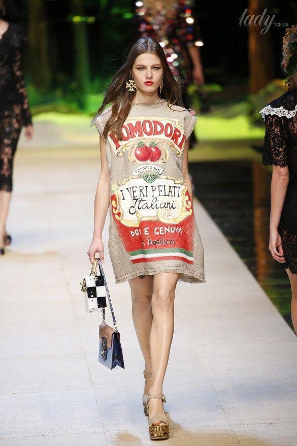 Коллекция Dolce&Gabbana  прет-а-порте сезона весна-лето 2017_37