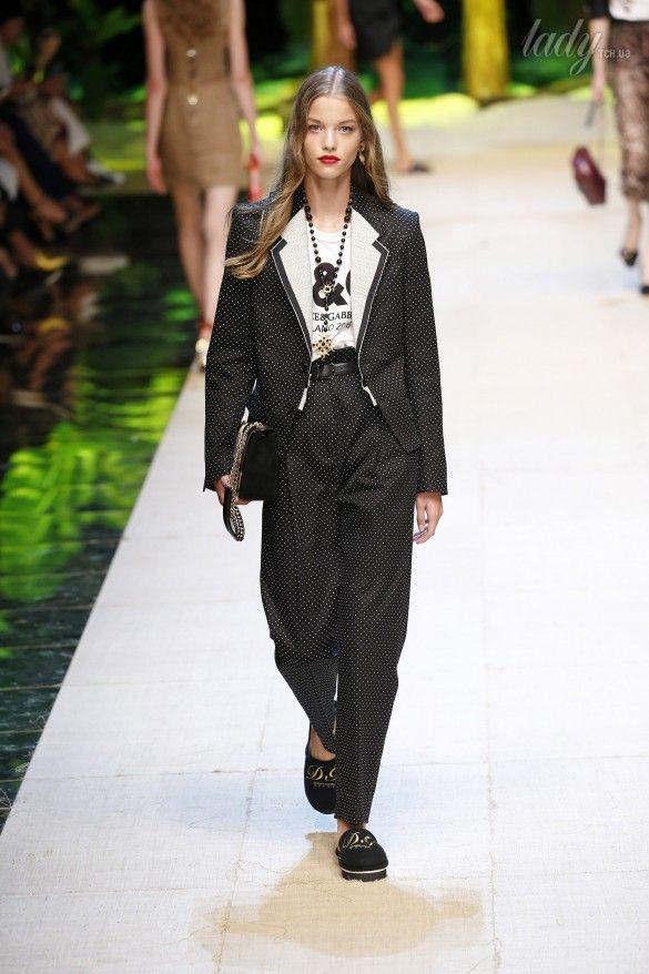 Коллекция Dolce&Gabbana  прет-а-порте сезона весна-лето 2017_48