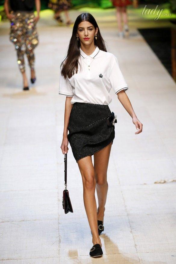 Коллекция Dolce&Gabbana  прет-а-порте сезона весна-лето 2017_50