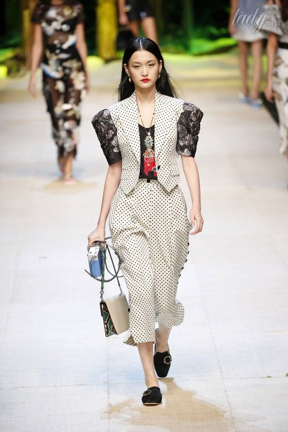 Коллекция Dolce&Gabbana  прет-а-порте сезона весна-лето 2017_71