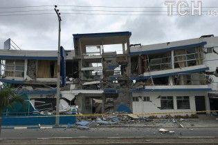 В Эквадоре произошло разрушительное землетрясение, есть жертвы