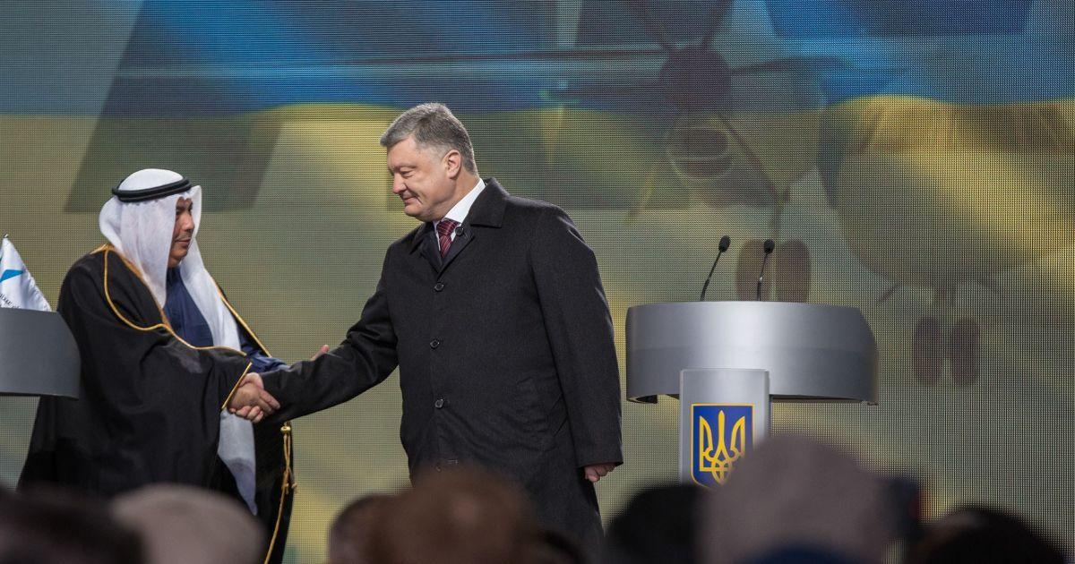 Презентація літака Ан-132D @ Сайт президента України