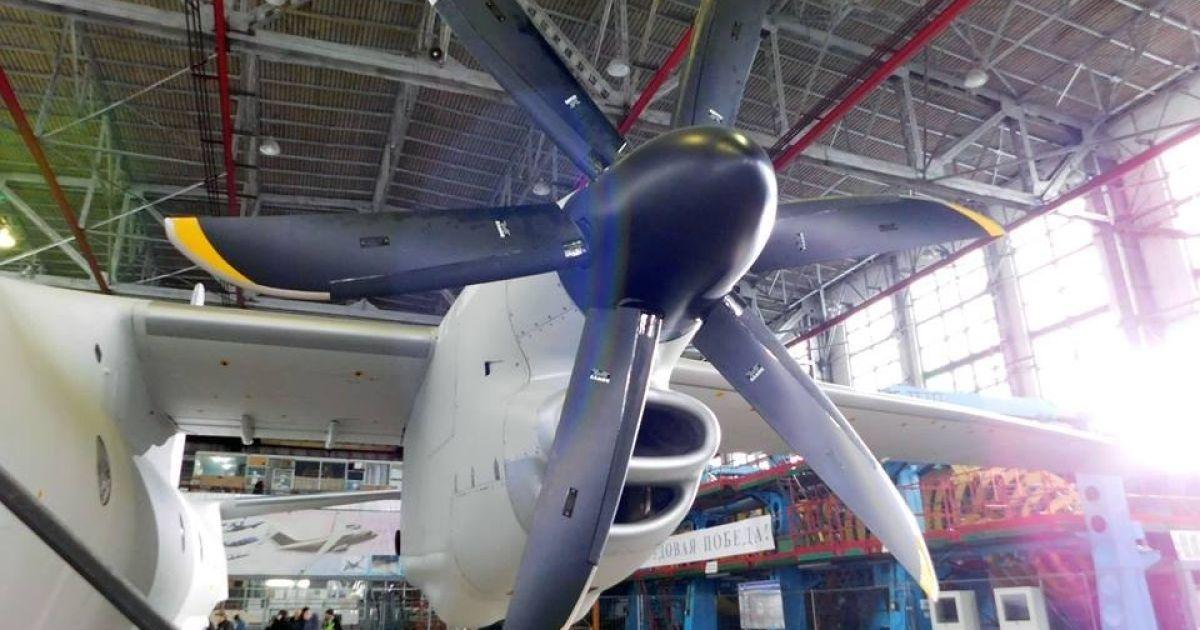 Презентація літака Ан-132D @ Укроборонпром