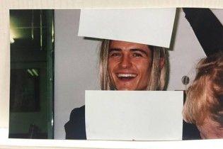 Голубоглазый блондин: Орландо Блум поделился архивными фото
