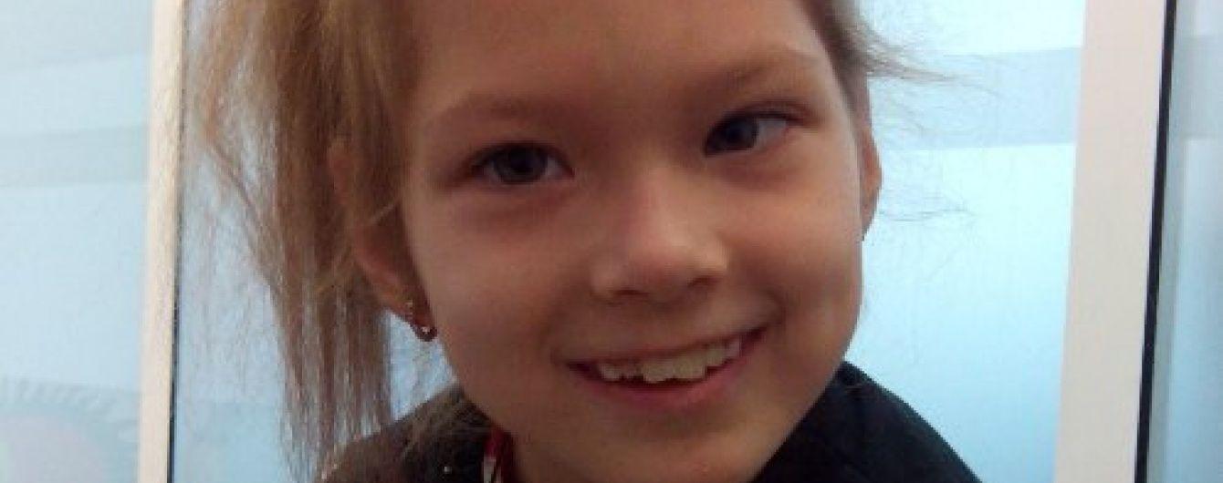 Вашої допомоги потребує 9-річна Поліна