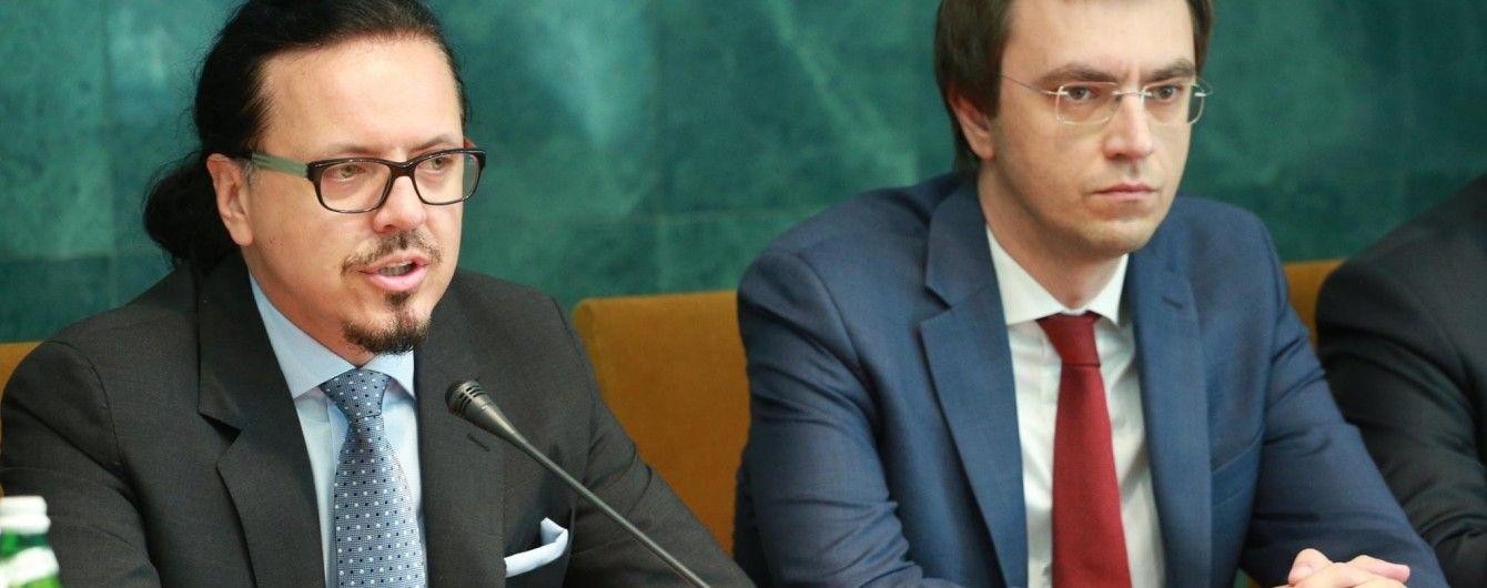 """Омелян чекає на відставку керівника """"Укрзалізниці"""" Балчуна вже наступного тижня"""