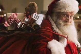 У Парижі Санта-Клаус допоміг затримати водія-порушника