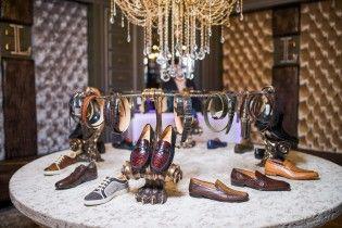 Испанская мануфактура Zlocci представила новую коллекцию эксклюзивной обуви и отметила вторую годовщину открытия магазина в Киеве