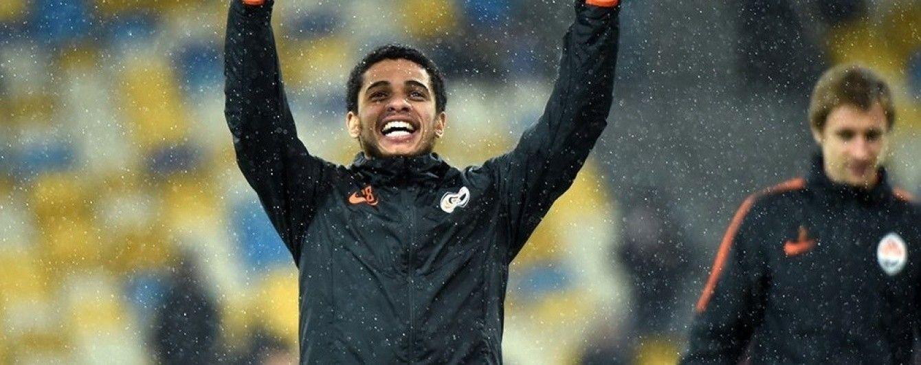 """Тайсон хоче залишити """"Шахтар"""" заради команди з другої ліги Бразилії"""