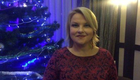 Новогодние поздравления от Марии Бурмаки