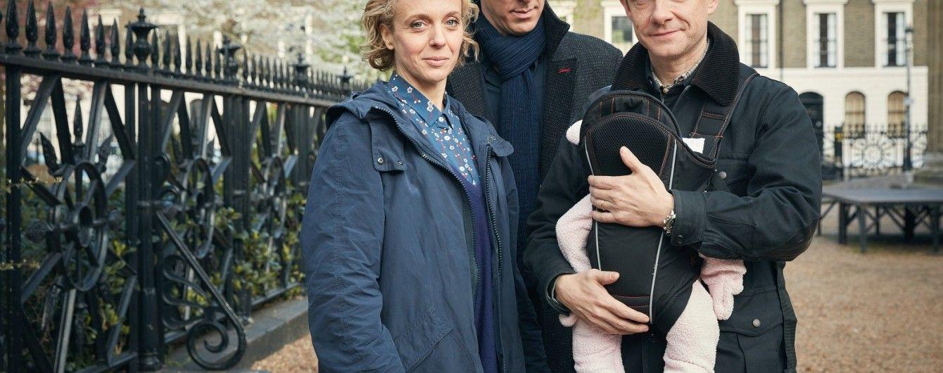 """Новорічний подарунок від """"1+1"""": глядачі побачать прем'єру четвертого сезону серіалу """"Шерлок"""""""
