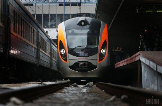 """""""Укрзалізниця"""" запускає щоденний швидкісний потяг між Києвом та Кривим Рогом"""
