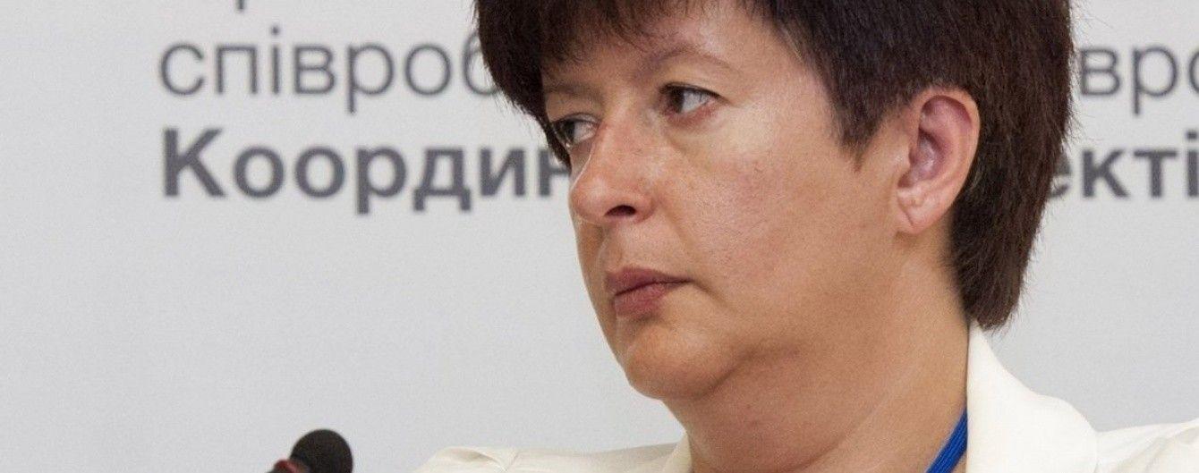 Лутковская в открытом обращении раскритиковала действия силовиков при разгоне митингующих под Радой