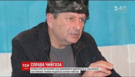 По решению суда Крыма заместитель главы Меджлиса будет оставаться за решеткой до 8 апреля