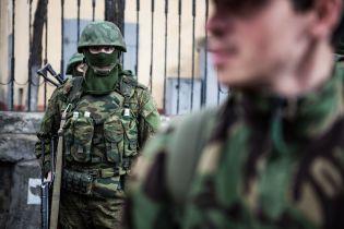Росія збільшила чисельність військ в анексованому Криму