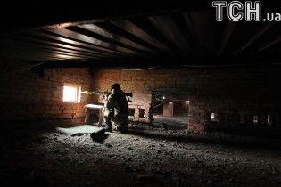 Обстрелянное перемирие. Боевики ранили украинского бойца