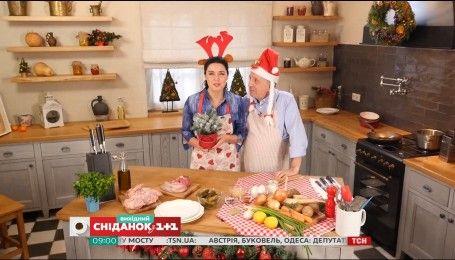 Олів'є із секретом від Савви Лібкіна - Їжа у великому місті