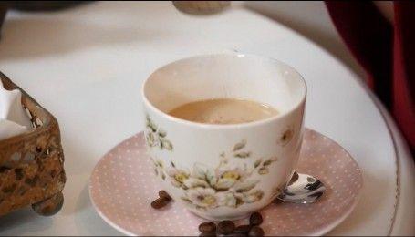 Создаем уютную кофейню дома