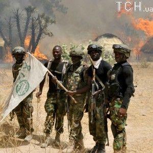 В Нигерии боевики напали на город и убили 15 человек