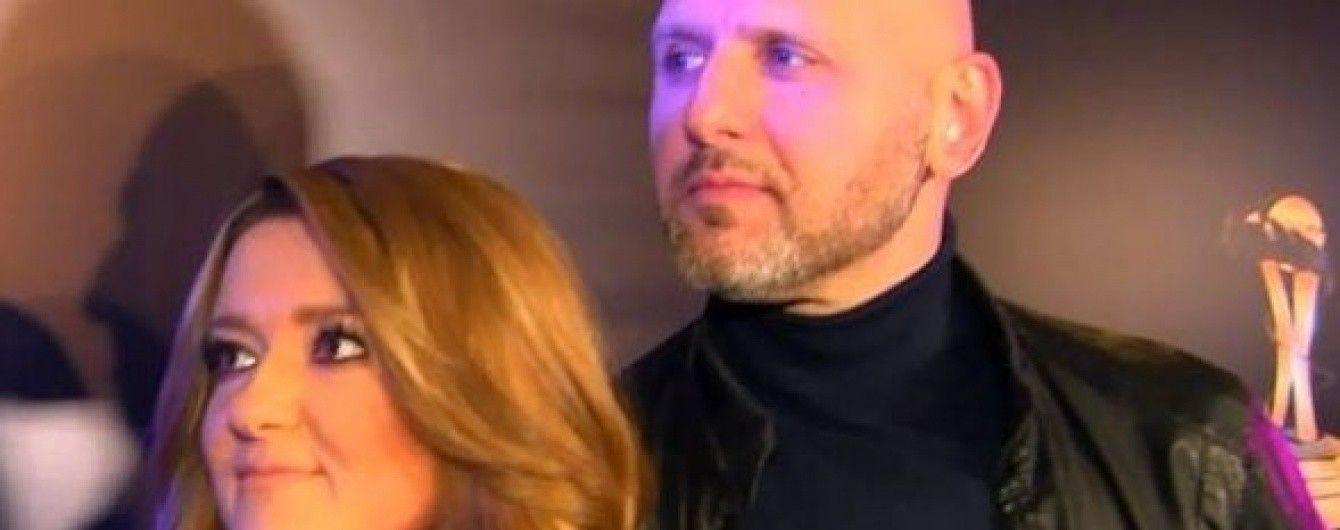 Могилевська зізналася, що була закохана у свого музичного директора