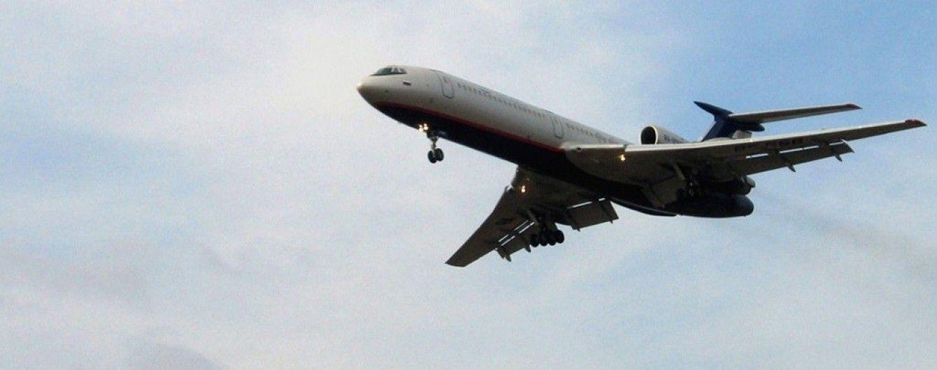 Літак РФ без дозволу порушив повітряний кордон Естонії