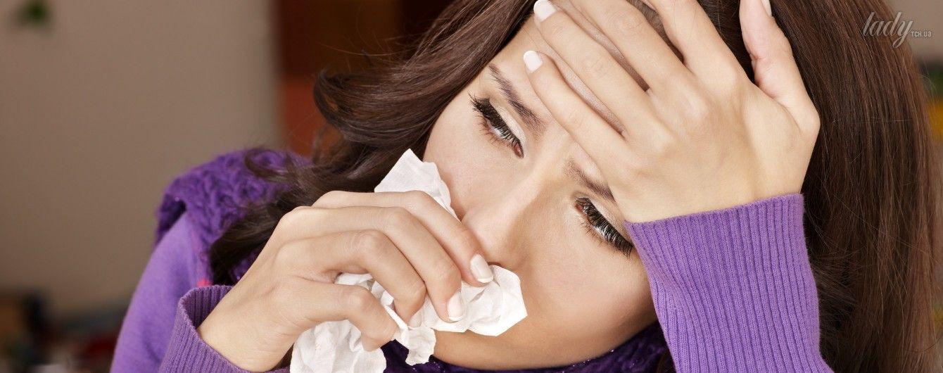 Вірус, застуда або грип - як відрізнити?
