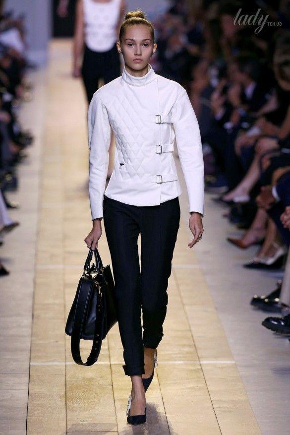 Коллекция Christian Dior прет-а-порте сезона весна-лето 2017_13