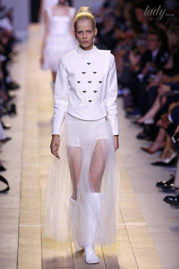 Коллекция Christian Dior прет-а-порте сезона весна-лето 2017_10