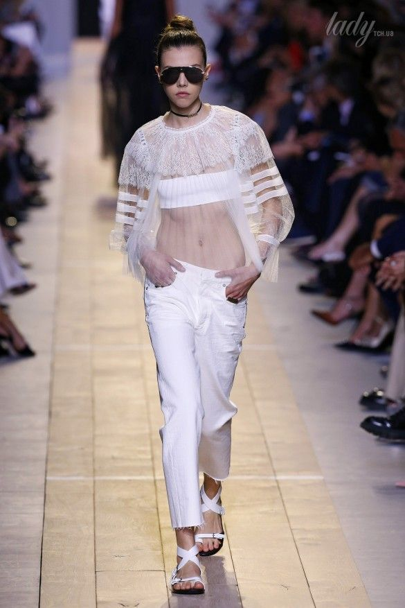 Коллекция Christian Dior прет-а-порте сезона весна-лето 2017_27