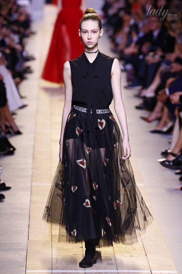 Коллекция Christian Dior прет-а-порте сезона весна-лето 2017_33