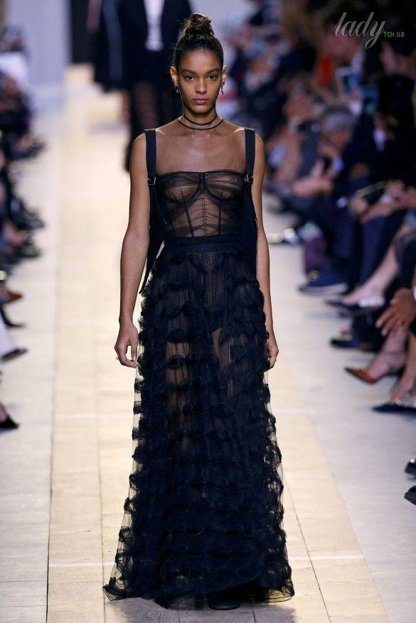 Коллекция Christian Dior прет-а-порте сезона весна-лето 2017_30
