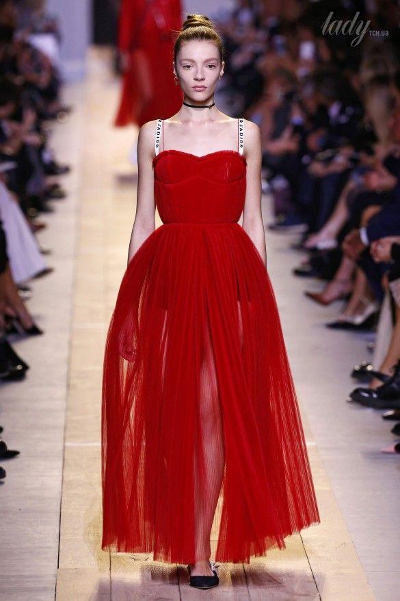 Коллекция Christian Dior прет-а-порте сезона весна-лето 2017_34