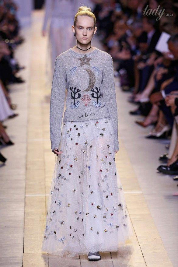 Коллекция Christian Dior прет-а-порте сезона весна-лето 2017_54