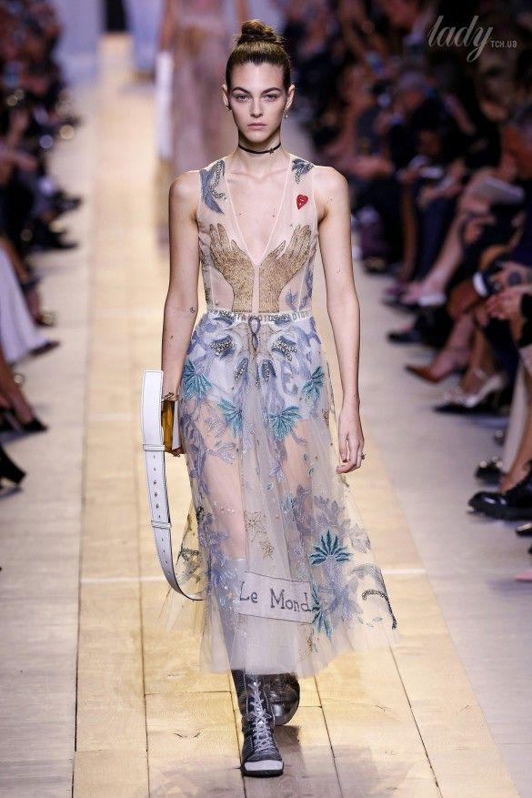 Коллекция Christian Dior прет-а-порте сезона весна-лето 2017_59