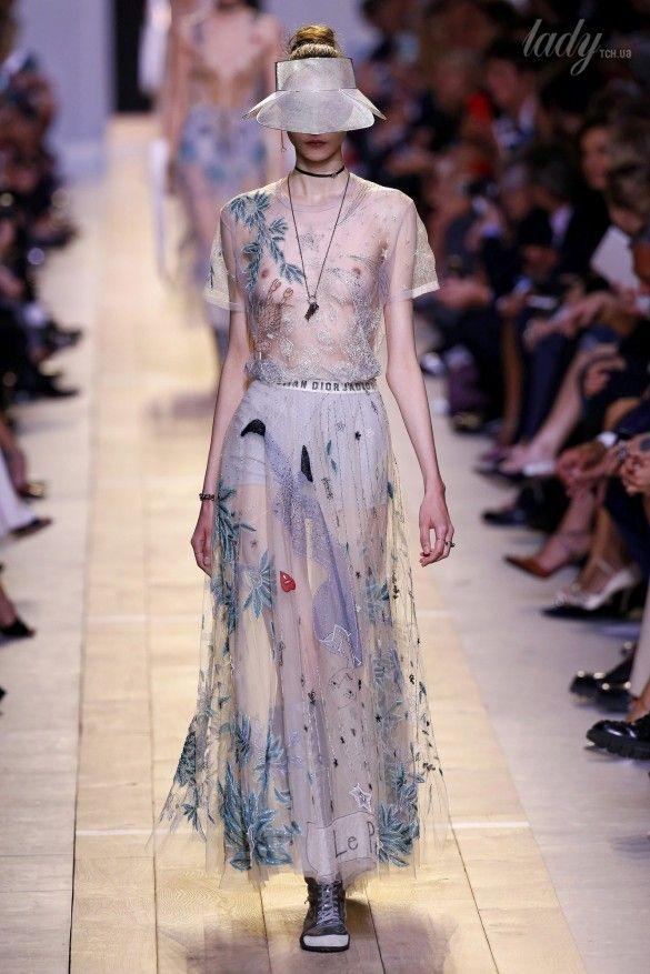 Коллекция Christian Dior прет-а-порте сезона весна-лето 2017_58