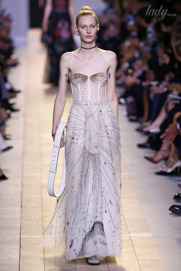 Коллекция Christian Dior прет-а-порте сезона весна-лето 2017_62