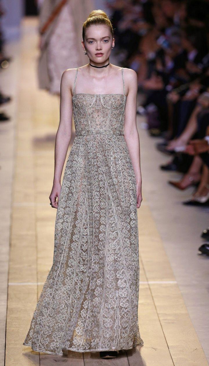 Коллекция Christian Dior прет-а-порте сезона весна-лето 2017 @ East News
