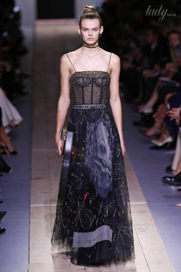 Коллекция Christian Dior прет-а-порте сезона весна-лето 2017_64