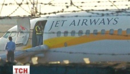 В аеропорту Гоа літак виїхав за межі злітної смуги, є постраждалі