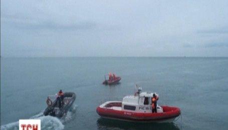 Россия продолжает поисковую операцию обломков самолета Ту-154 в Черном море