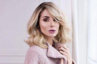 LOBODA показала подросшую дочь-красавицу в новогодней фотосессии