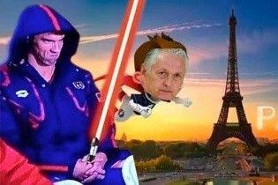 Нюхач Лев, Фоменко над Парижем и Жозе ван Гаал: лучшие спортивные мемы 2016 года