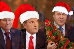 Новогодние президенты. Праздничная песня от украинских гарантов