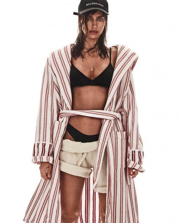 Ірина Шейк в бразильському Vogue_3