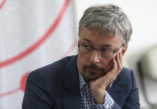 Ткаченко погодився очолити Мінкульт та назвав першочергові завдання на новій посаді
